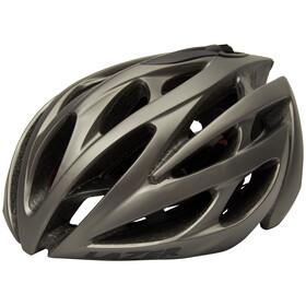 Lazer O2 casco per bici grigio